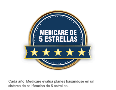 Rated 5 out of 5 stars by Medicare.